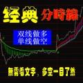 经典分时线指标/股指期货/大宗商品/倚天wfn2公式/黄金白银/股票