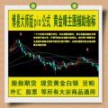 博易大师 索罗斯黄金眼主图叠加指标 黄金白银 大宗商品 股票原油